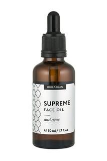 Мацерат для лица против акне Supreme Face Oil Anti-Acne Huilargan