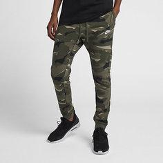 Мужские джоггеры с камуфляжным принтом Nike Sportswear Club