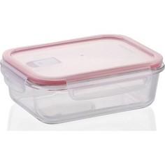 Контейнер 0.6 л прямоугольный Tescoma Freshbox Glass (892171)