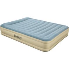 Надувная кровать Bestway 69007 Essence Fortech 203x152x36 см (встроенный электронасос)