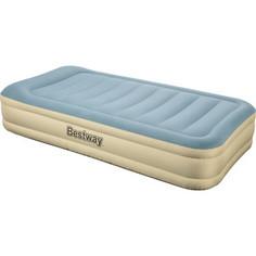 Надувная кровать Bestway 69005 Essence Fortech 191x97x36 см (встроенный электронасос)