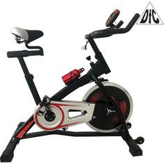 Велотренажер DFC B8301 черно-красный