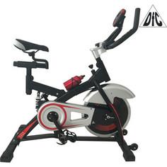 Велотренажер DFC B8302 черно-серебристый