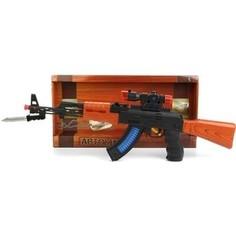 Игрушечное оружие Играем вместе Автомат (B1650735-R)