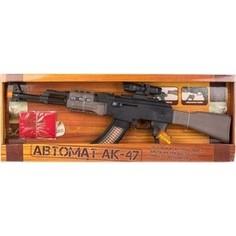 Игрушечное оружие Играем вместе Автомат АК 47 (0076)