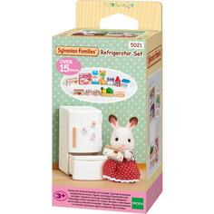Игровой набор Sylvanian Families Холодильник с продуктами, новый (5021)