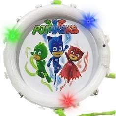 Барабан Росмэн Герои в масках со световыми эффектами (32691)