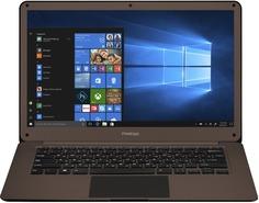 Ноутбук Prestigio Smartbook 141 C2 PSB141C02ZFH DB (темно-коричневый)