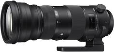 Объектив Sigma AF 150-600mm f/5.0-6.3 DG OS HSM Sports для Nikon (черный)