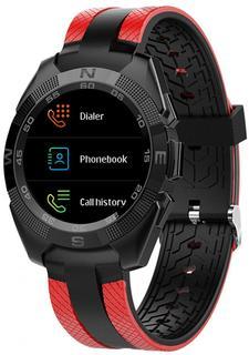 Умные часы JET Sport SW-7 (красный)