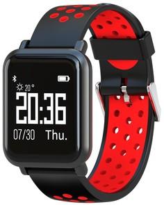 Умные часы JET Sport SW-4 (красный)