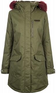 Куртка утепленная женская Columbia Suttle Mountain, размер 46