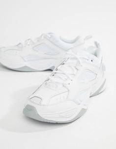 Белые кроссовки Nike M2K Tekno AV4789-101 - Белый