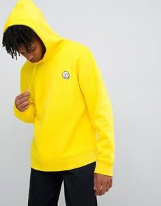 Худи желтого цвета с логотипом Cheap Monday - Желтый