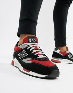 Черные кроссовки New Balance 840 ML840CE - Черный