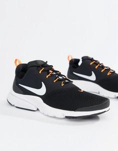 Черные кроссовки Nike Presto Fly JDI AQ96888-001 - Черный