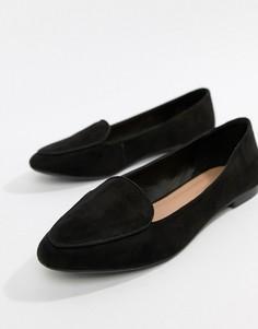 Лоферы New Look - Черный