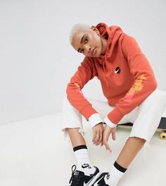Оранжевый худи с логотипом Nike SB - Оранжевый