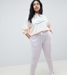 Сиреневые спортивные штаны Nike Plus Gym Vintage - Фиолетовый