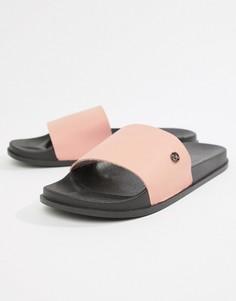 Розовые шлепанцы KG By Kurt Geiger - Розовый