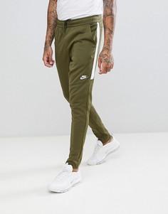 Зеленые джоггеры Nike Tribute 861652-395 - Зеленый