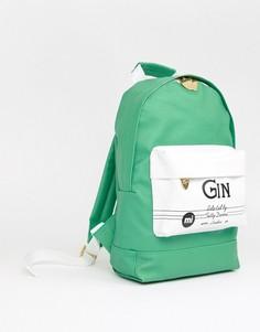 Маленький рюкзак Mi-Pac x Tatty Devine - Зеленый