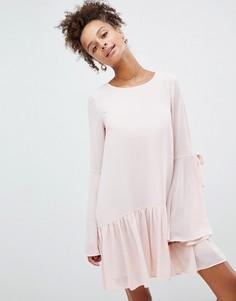 Свободное платье Glamorous - Розовый