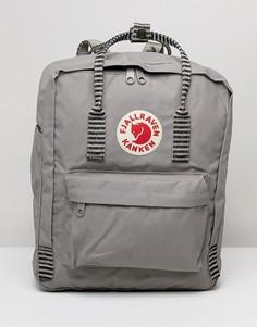 Серый рюкзак Fjallraven Kanken - Серый