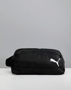 Черная сумка для футбольных бутсов Puma 074901-01 - Черный