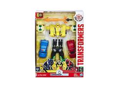 Игрушка Hasbro Transformers Роботы под прикрытием Тим-Комбайнер C0624