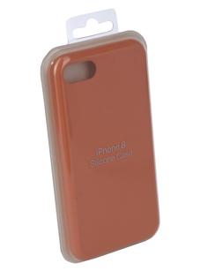 Аксессуар Чехол Innovation Silicone Case для APPLE iPhone 7/8 Coral 10287