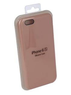 Аксессуар Чехол Innovation Silicone Case для APPLE iPhone 6/6S Pink 10263