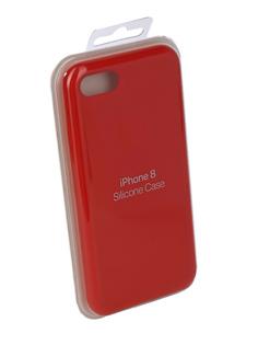 Аксессуар Чехол Innovation Silicone Case для APPLE iPhone 7/8 Bright Red 10629
