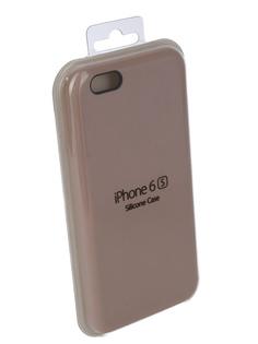 Аксессуар Чехол Innovation Silicone Case для APPLE iPhone 6/6S Dark Pink 10255