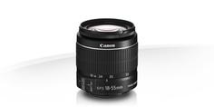 Объектив Canon EF-S 18-55 mm F/3.5-5.6 IS II