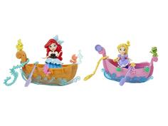 Игрушка Hasbro Disney Princess Фигурка и лодка E0068