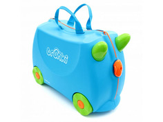 Чемодан Trunki Blue 0054-GB01-P1