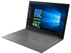 Ноутбук Lenovo V320-17IKB Grey 81CN0010RU (Intel Core i3-7020U 2.3 GHz/4096Mb/128Gb SSD/DVD-RW/Intel HD Graphics/Wi-Fi/Bluetooth/Cam/17.3/1600x900/Windows 10 Home 64-bit)
