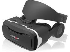 Очки виртуальной реальности CROWN CMVR-17 Black