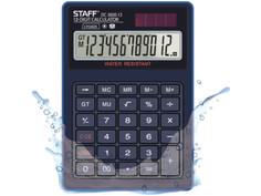 Калькулятор Staff Plus DC-3000-12 - двойное питание