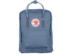 Рюкзак Fjallraven Kanken Blue Ridge Random Blocked 23510-519-925