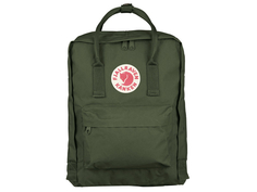 Рюкзак Fjallraven Kanken Forest Green 23510-660