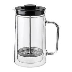 ЭГЕНТЛИГ Кофе-пресс/заварочный чайник, двуслойные стенки, прозрачное стекло Ikea