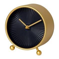 СНОФСА Настольные часы, желтая медь Ikea