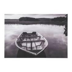 ПЬЕТТЕРИД Картина, Лодка на озере Финншён Ikea