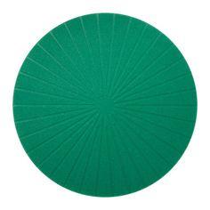 ПАННО Салфетка под приборы, темно-зеленый Ikea