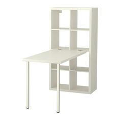 КАЛЛАКС Стол, комбинация, белый Ikea