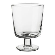 ИКЕА/365+ Бокал для вина, прозрачное стекло Ikea