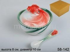 Икорница Золотая рыбка 58-142 Hangzhou Jinding Import and Export co. Ltd.