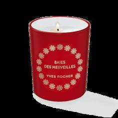 Парфюмированная Свеча «Зимние Ягоды» Yves Rocher